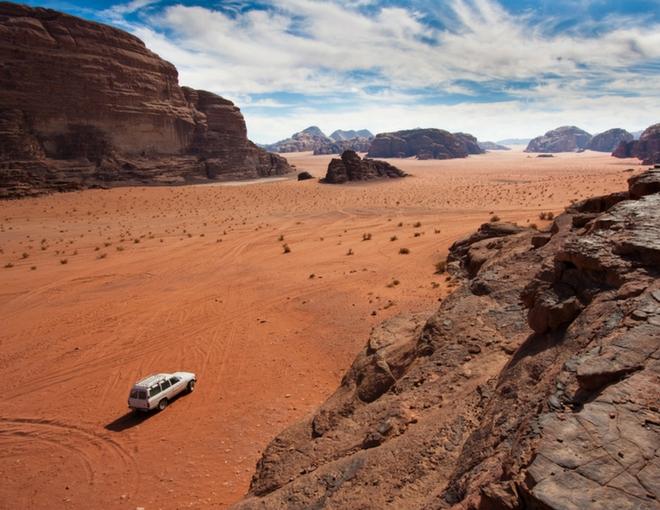 las mejores ofertas de viajes a jordania a precios