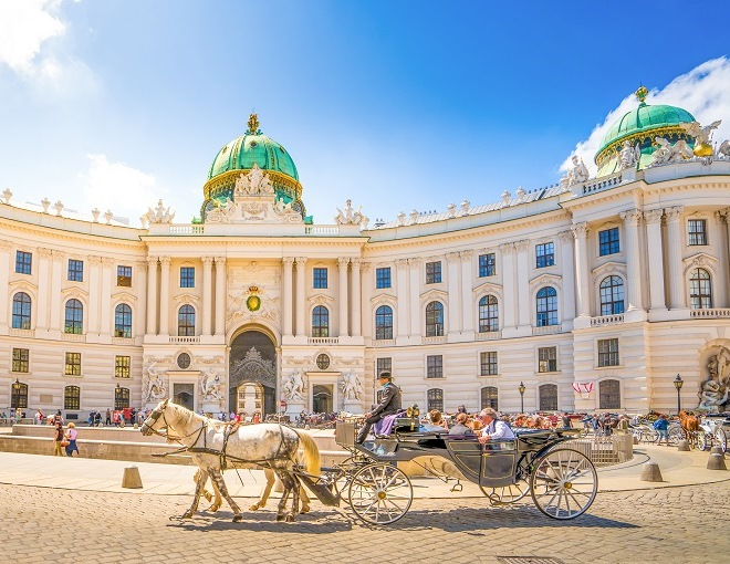 Praga, Budapest y Viena