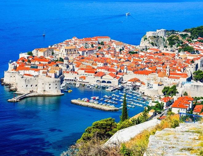 joyas de croacia y montenegro
