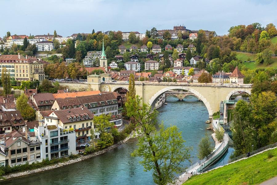 Berna Suiza La Ciudad De Las Fuentes Panavisi 243 N Tours