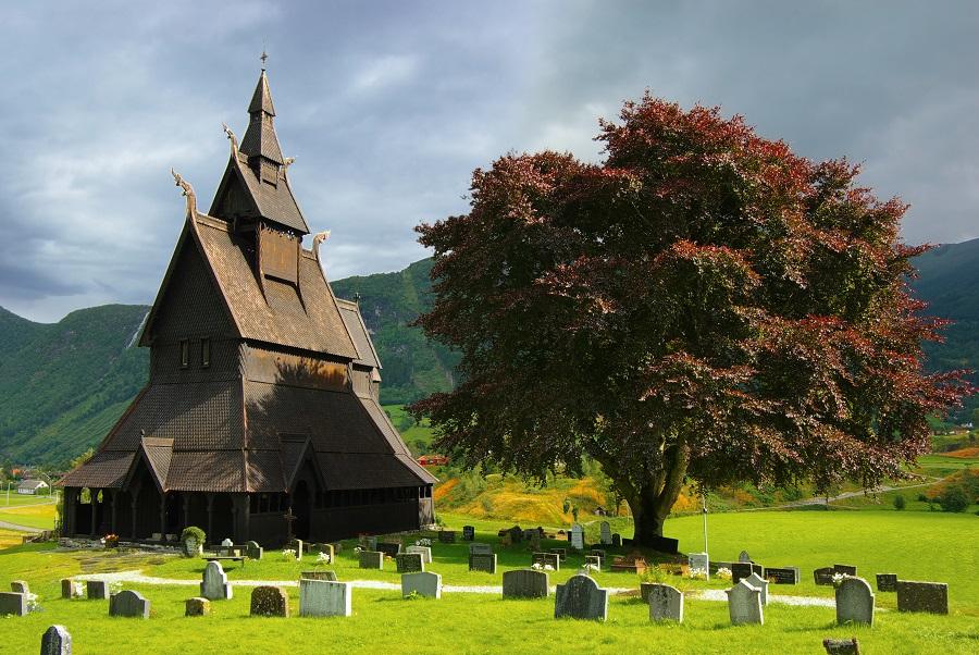Próximo destino, Noruega | Marcianos