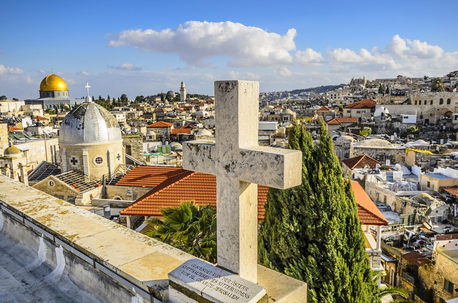 Christian Tours Of Israel From Canada